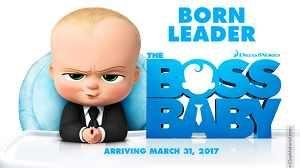 """""""The Boss Baby"""" – film de desene animate lansat in martie"""