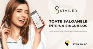 Stailer – platforma inteligenta pentru programarile la salon